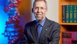 NHGRI Director Eric Green, MD, PhD