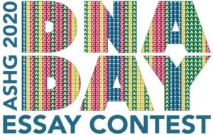 DNA DAY 2020 Logo