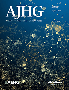 AJHG Journal Cover August 2020