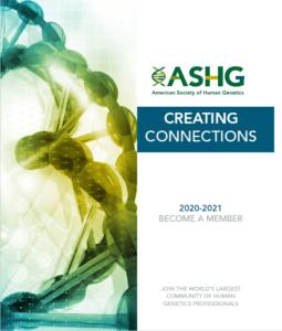 2020-2021 ASHG Membership Brochure