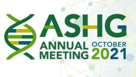 ASHG 2021 Annual Meeting Logo