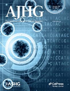 AJHG July 2021 Cover