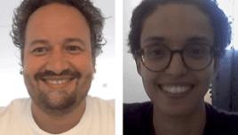 Laïla El Khattabi and Alexander Hoischen