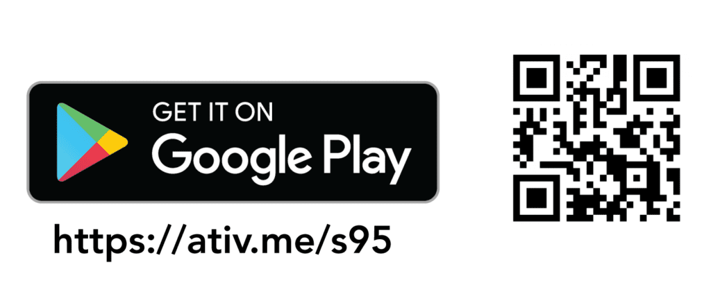 ASHG 2021 Mobile App QR code and Link for Google play Store