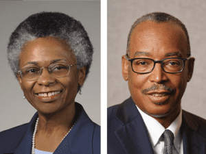 Marie A. Bernard, M.D and Vence Bonham Jr., J.D.