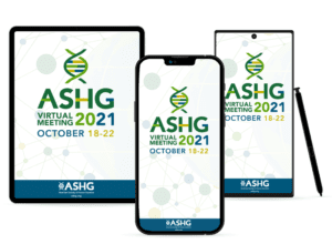 ASHG 2021 Mobile App imager