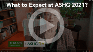 What to Expect as ASHG 2021?
